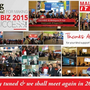 EDM THANK YOU TECHBIZ-MITF 2015