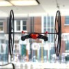 Parrot Minidrone Rolling Spider, Fly and Roll Anywhere!