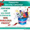 Kaspersky Security Campaign Winner List