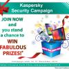 Kaspersky Security Campaign Winner List