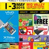 [First in Malaysia: 1-3 May 2015] Mobile, IT & Electronic Expo (MOBITE) @ Mid Valley Exhibition Centre