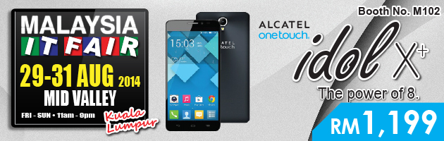 Alcatel Idol X+_630 X 200